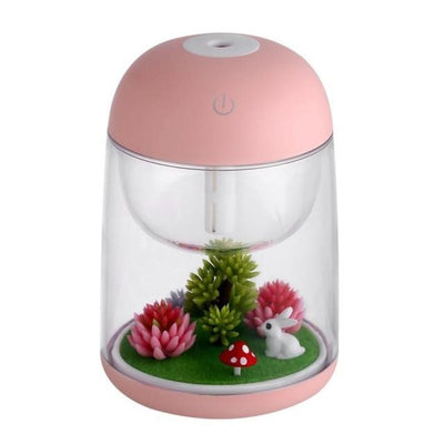 Humidificateur d'air jardin Humidificateur d'air Airissime Rose