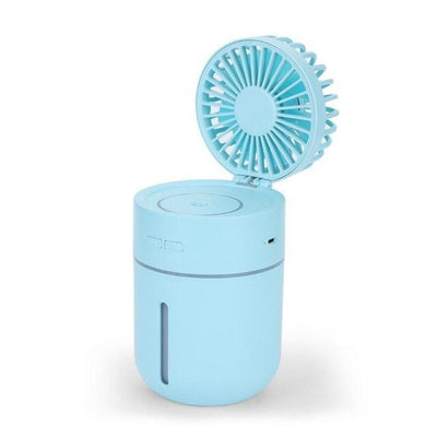 Humidificateur d'air Litenne Humidificateur d'air Airissime Bleu