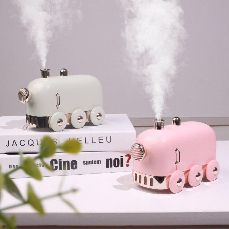 Humidificateur d'air Locomotive