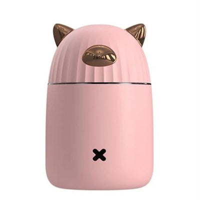 Humidificateur d'air Ours Humidificateur d'air Airissime Ours rose