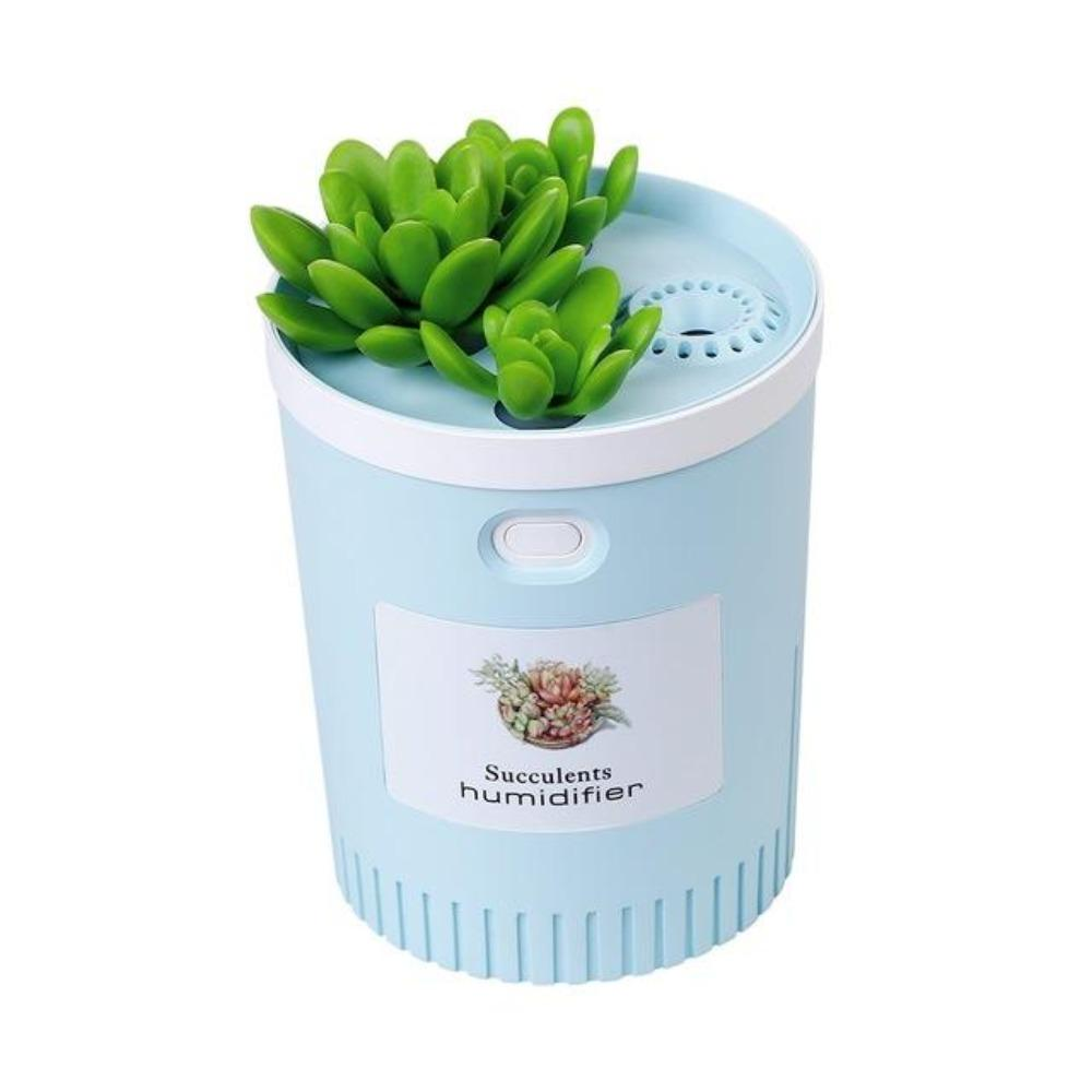 Humidificateur d'air plante grasse Humidificateur d'air Airissime Bleu