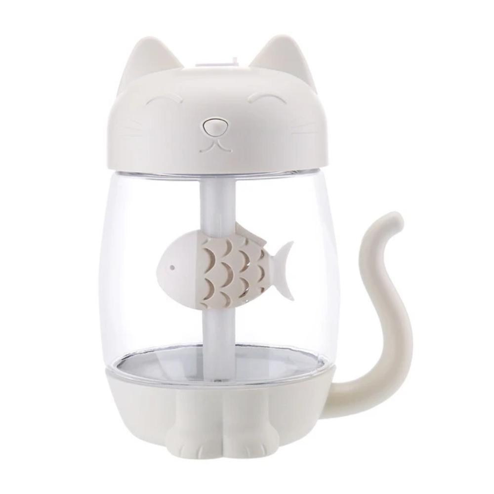 Humidificateur d'air Poisson Humidificateur d'air Airissime Blanc