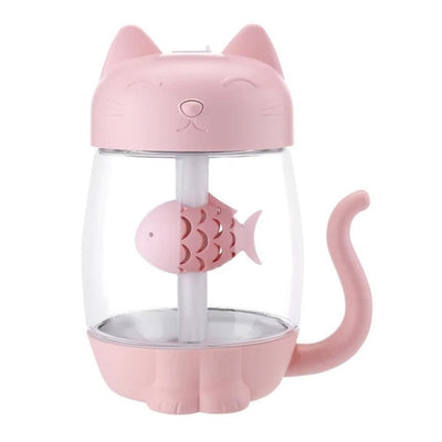 Humidificateur d'air Poisson Humidificateur d'air Airissime Rose