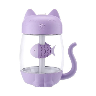 Humidificateur d'air Poisson Humidificateur d'air Airissime Violet