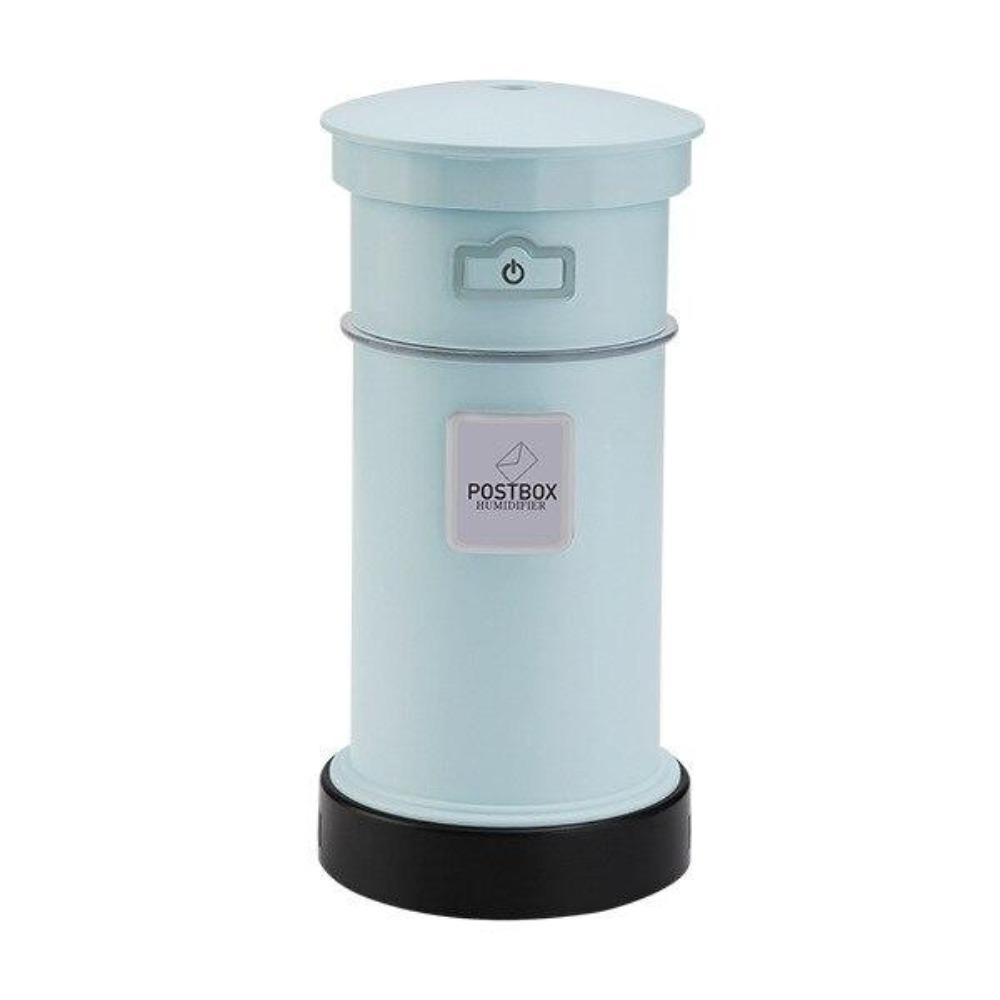Humidificateur d'air PostBox Humidificateur d'air Airissime Bleu