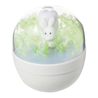 Humidificateur d'air Floral Humidificateur d'air Airissime Vert