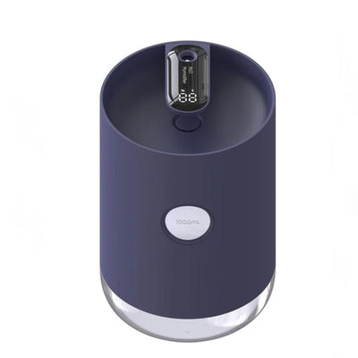 Humidificateur d'air Tomy Humidificateur d'air Airissime Bleu
