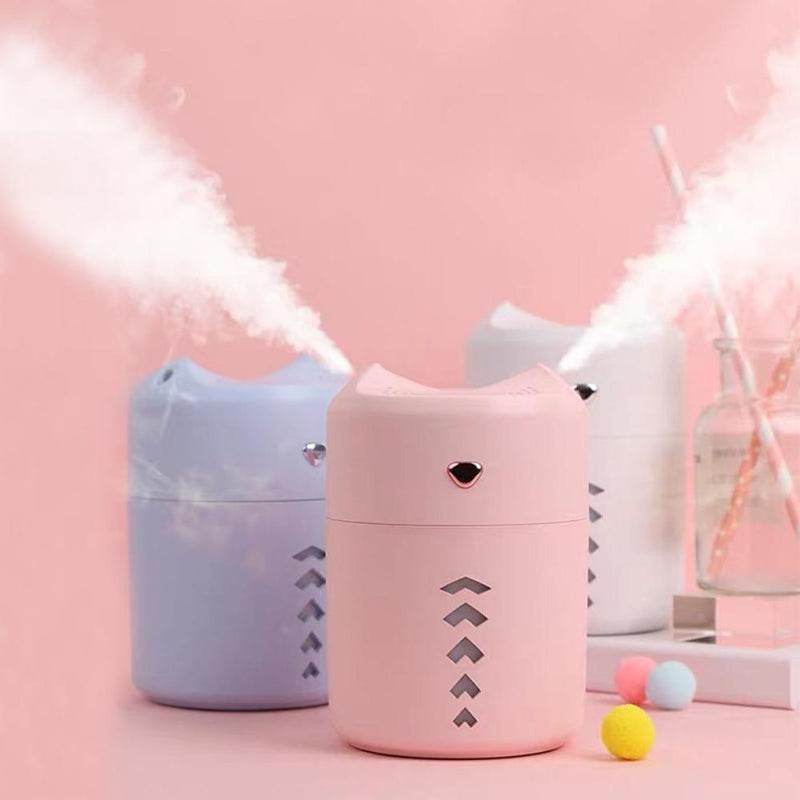 Humidificateur d'air Zag Humidificateur d'air Airissime Blanc