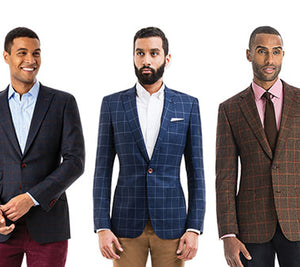 The Evolving Business Man's Attire