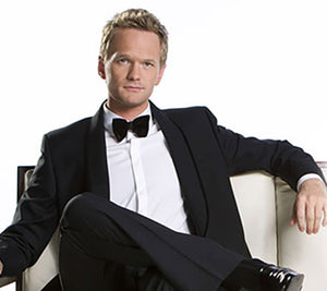 Having Fun With Neckties: Featuring Neil Patrick Harris