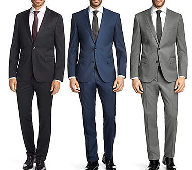 Classic Suit and Tie Color Combos That Work, For Work