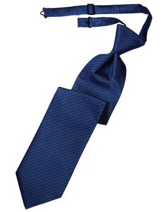 Royal Blue Palermo Kids Necktie