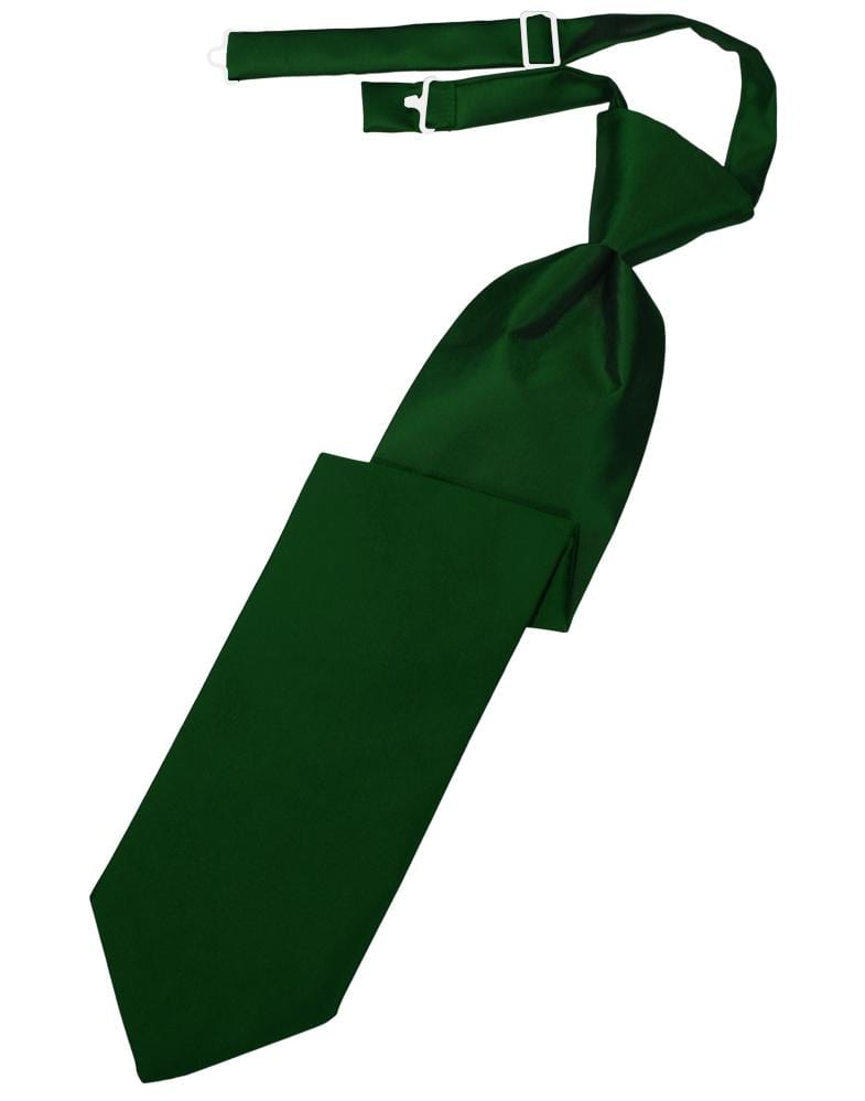 Hunter Luxury Satin Kids Necktie