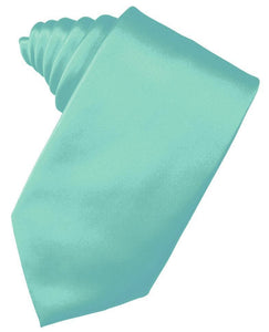 Mermaid Luxury Satin Necktie