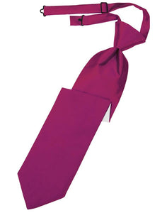 Watermelon Luxury Satin Kids Necktie