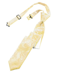 Harvest Maize Tapestry Skinny Windsor Tie