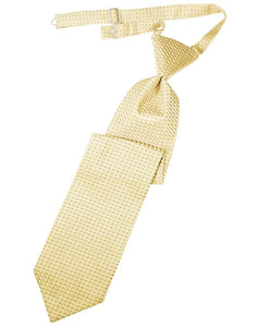Harvest Maize Venetian Kids Necktie