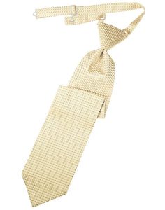 Light Champagne Venetian Kids Necktie