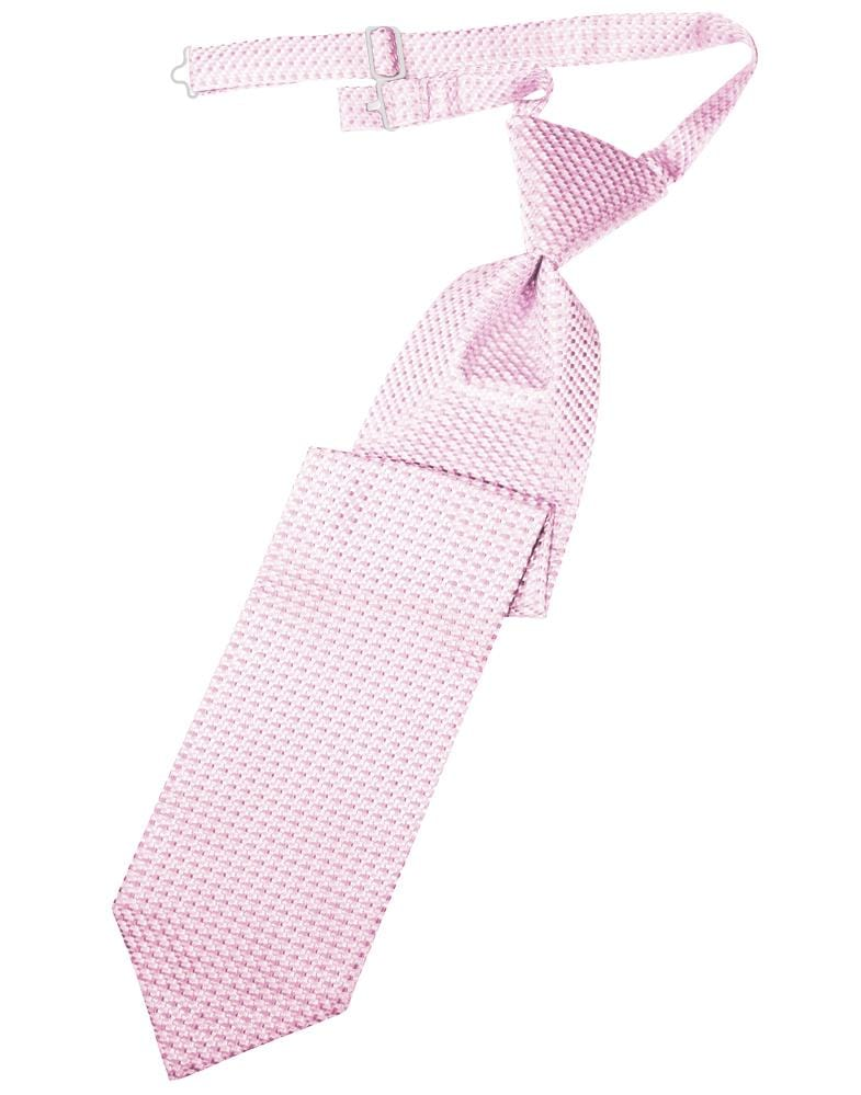 Light Pink Venetian Kids Necktie