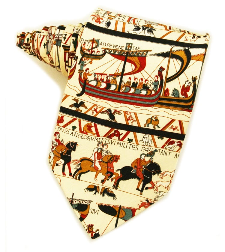 Bayeux Tapestry Tie