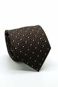 Brown Avalon Necktie
