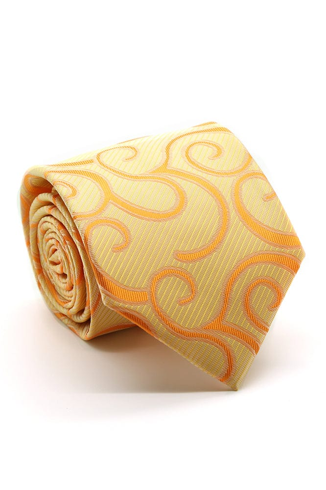 Yellow Clayton Necktie
