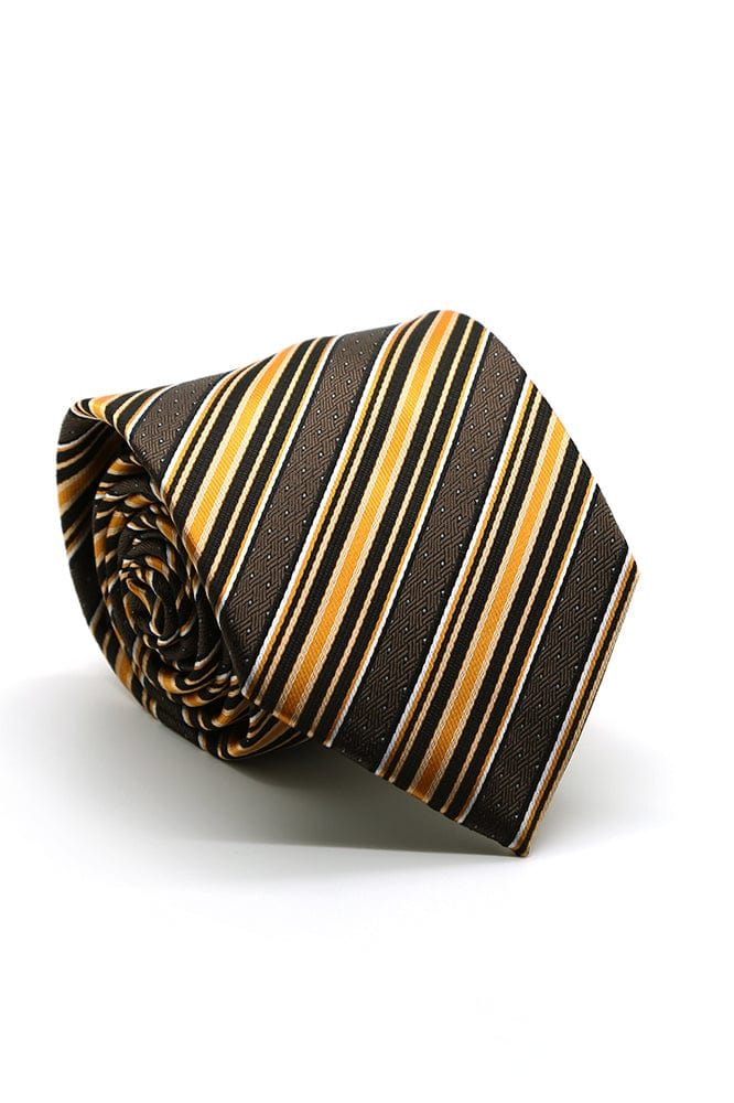 Brown Fontana Necktie