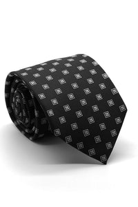 Black Imperial Necktie