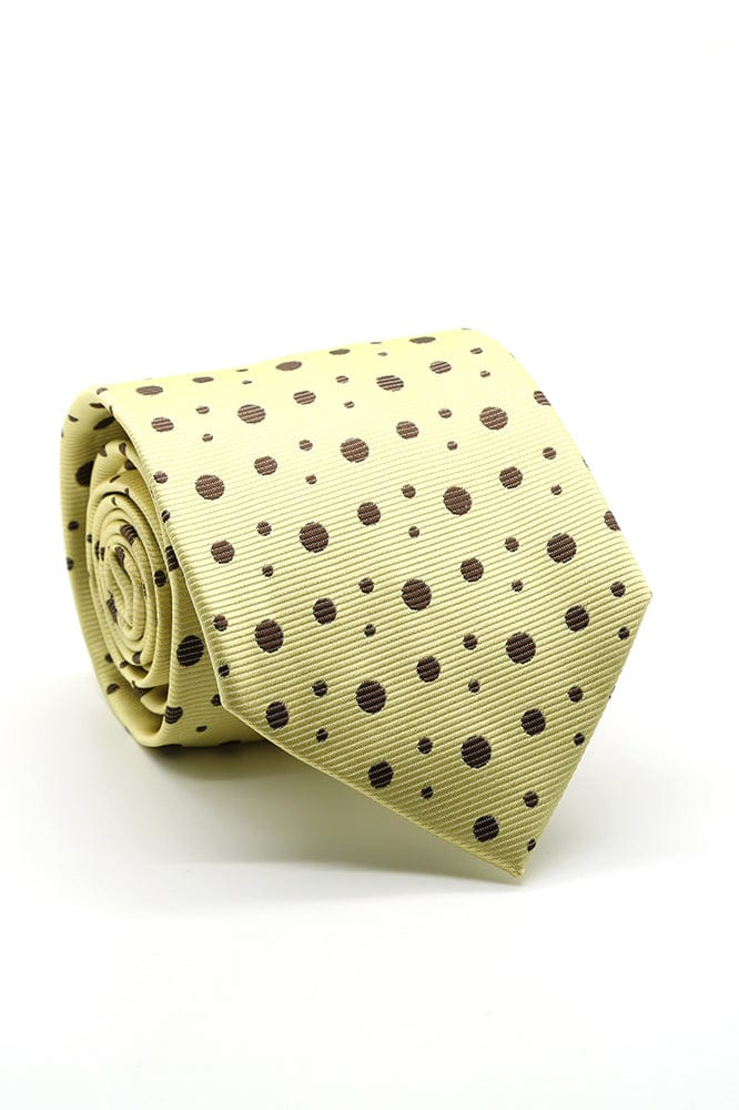Yellow Montclair Necktie