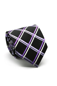 Purple Montebello Necktie
