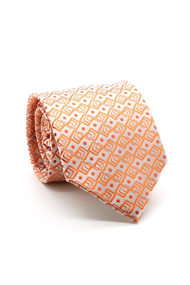 Orange Torrance Necktie