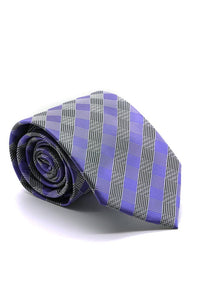 Purple Vernon Necktie