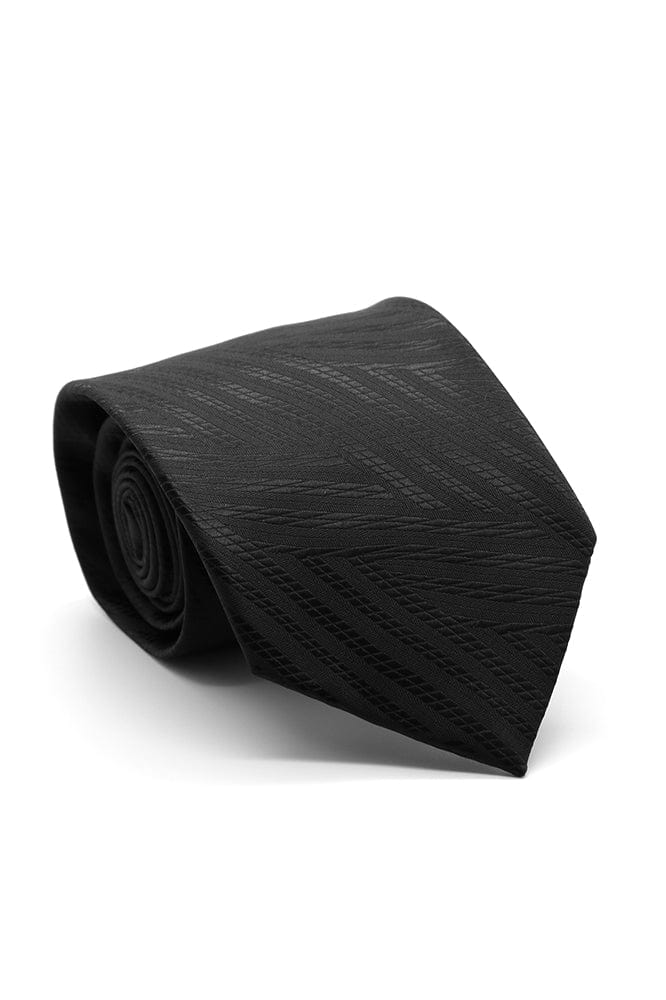 Black Westminster Necktie