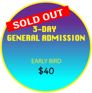 "General Admission ""EARLY BIRD"""