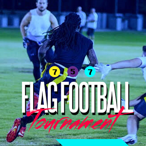 FLAG FOOTBALL TEAM REGISTRATION