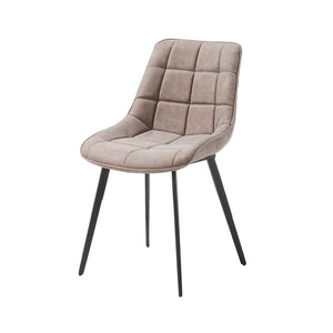 Chaise Adam - Taupe