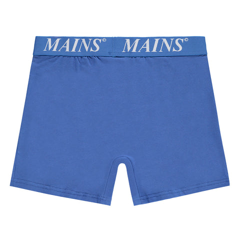 MAINS © Brand Classics Boxers Trunk Blue