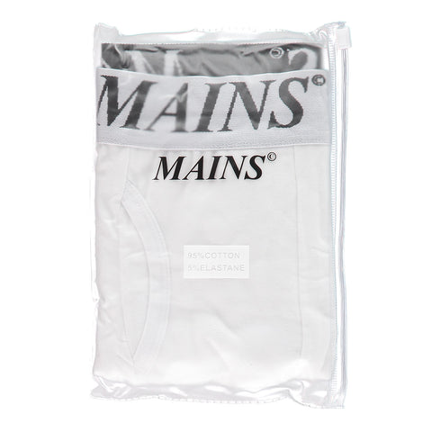 MAINS © Brand Classics Boxers Trunk White