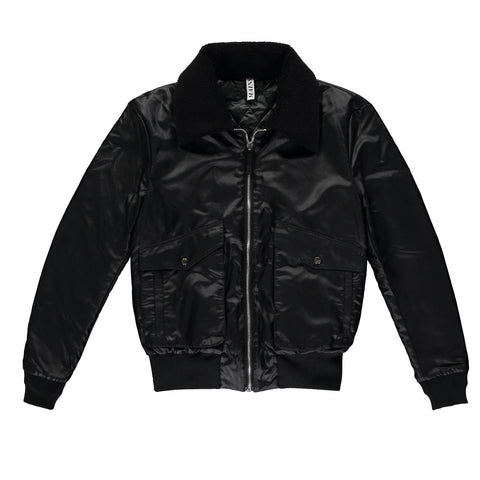 Nylon Flight Jacket