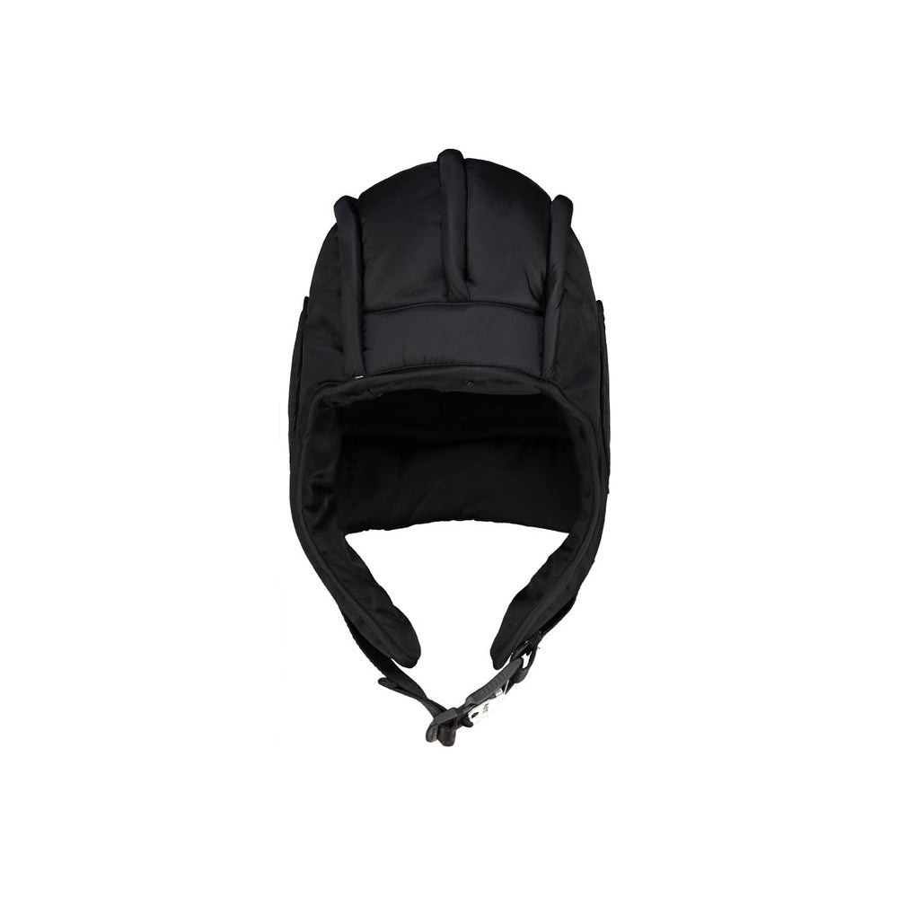 Padded Hat - Black