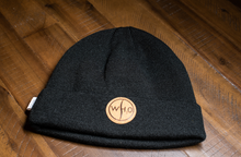 Load image into Gallery viewer, Leather Patch Toque