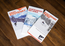 Load image into Gallery viewer, Whitewater Ski Resort Ski Touring Map