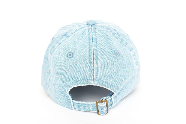 Mini Star Denim Hat