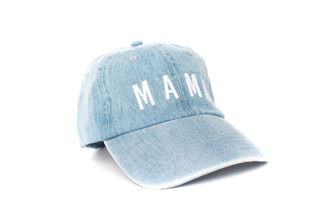 Denim Mama Hat