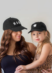 Mini Star Black Hat