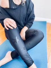 Supernova Star Leggings