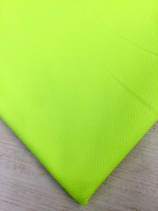 Tennis ball Neon Wicking Jersey