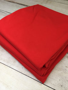 Red Cotton Spandex Jersey 12oz