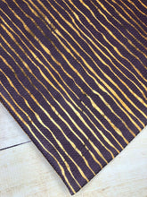Load image into Gallery viewer, Purple and Gold Stripes Bullet