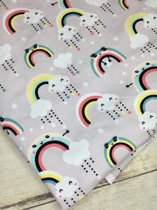 Rainbow Dreams Cotton Lycra